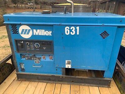 Miller Du-op Diesel Weldergenerator