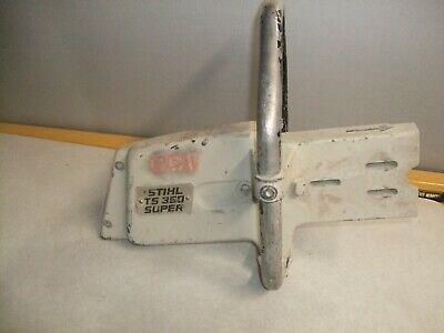 Stihl Ts350 Super Concrete Saw Blade Arm Whandlebar-used