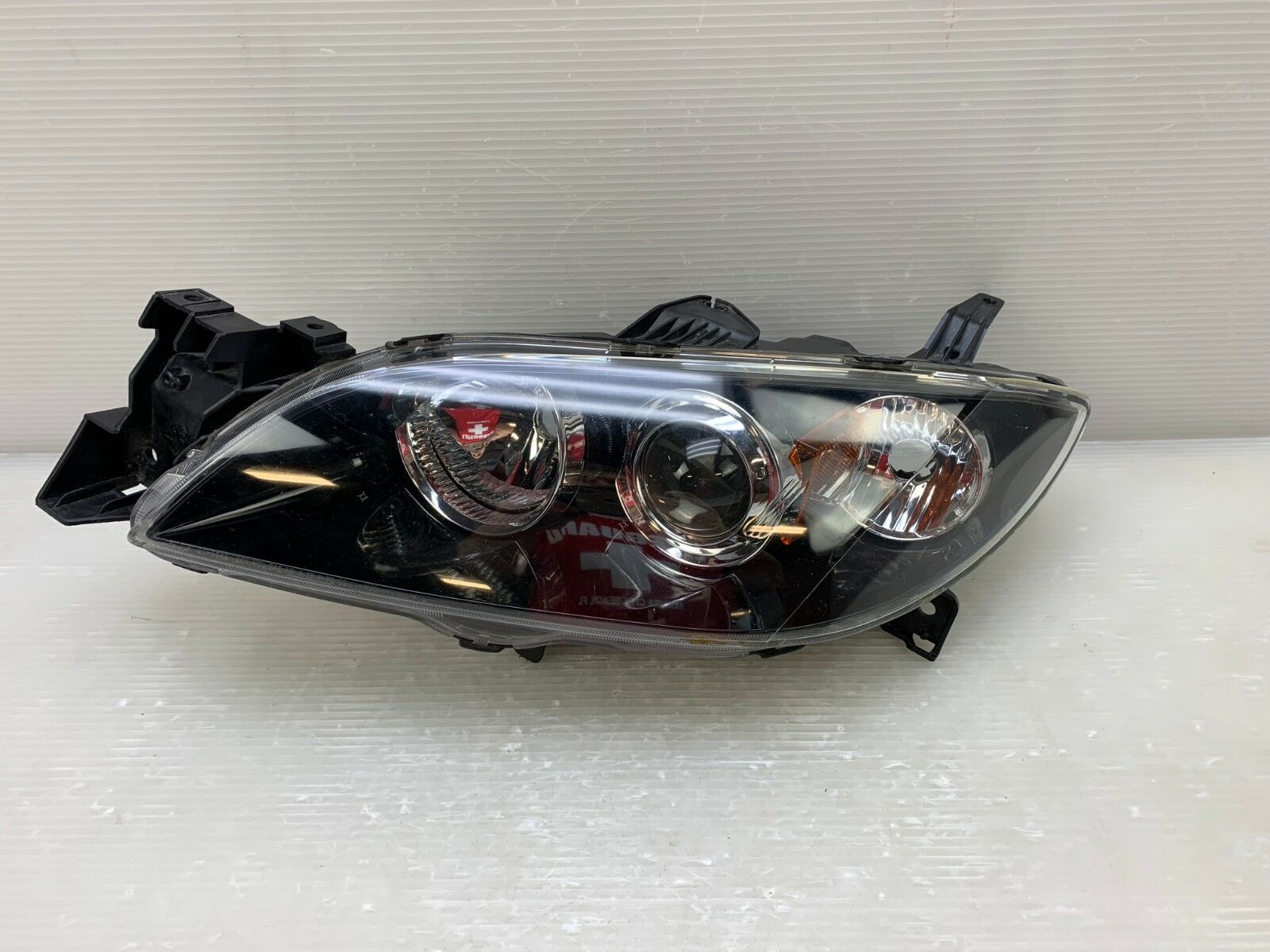 2008 mazda 3 headlight bulb type wash basin glass price