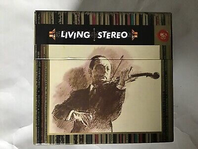 RCA Living Stereo Volume 1 60CDs 2012 RCA Red Seal