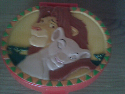 Polly Pocket 1996 Disney Lion King König der Löwen 3 orginal Figuren (König Der Löwen Puppe)