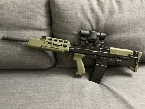 WE L85 Airsoft Gas Blowback Rifle