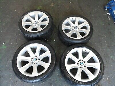 BMW X5 E53 FACELIFT M SPORT ALLOY WHEELS STYLE 168 20 INCH