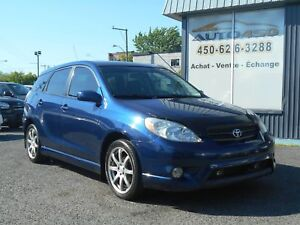 Toyota Matrix XRS 2006 ***MAGS,TOIT OUVRANT***