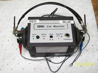 Gsi Grason-stadler Calibration Cal Monitor Includes Headphones 1740-3110