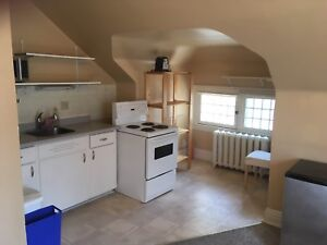 Bachelor suite in River Heights available January 1st
