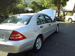 2001 mercedes benz c200 kompressor Supercharged Forresters Beach Gosford Area Preview