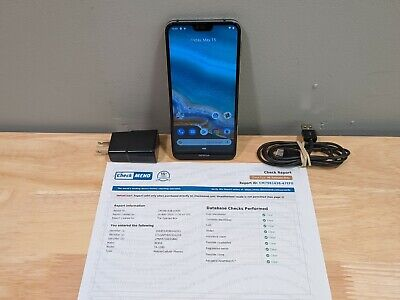 Factory Unlocked Nokia 7.1 64GB - Blue