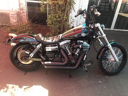 2012 Harley Davidson FXDWG Wide Glide 1690
