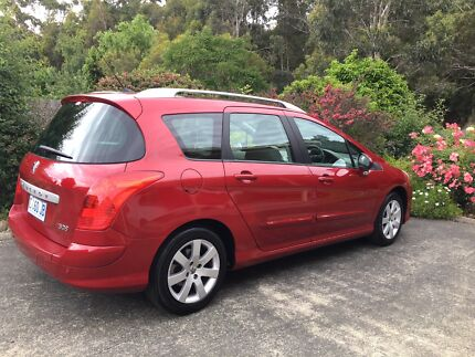 Peugeot 308 Touring Wagon 2010, Leather, Low kms