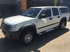 2007 Holden Rodeo 2wd DUAL CAB Ute Holroyd Parramatta Area Preview