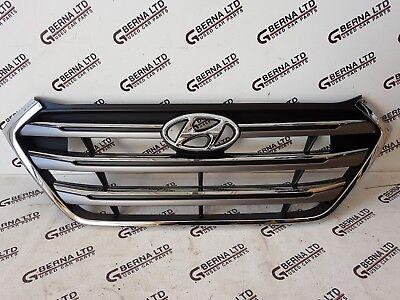 Genuine Hyundai IX35 Front Bumper Center Cover 865502Y000