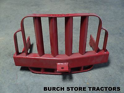 New International Ih Tractor Front Bumper  454 464 574 674  Usa Made