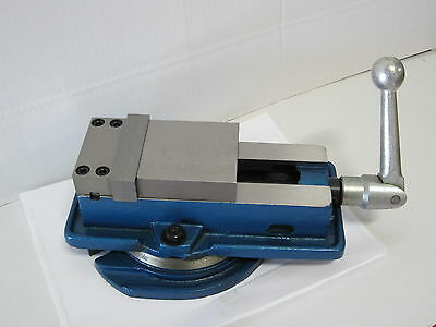 3 Precision Machine Vise Wswivel Base Lock Down Type