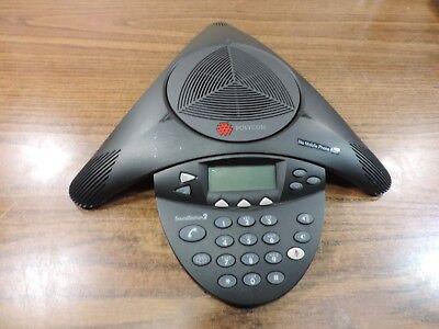 Polycom Soundstation2 2201-16000-601 Non-expandable Conference Phone System