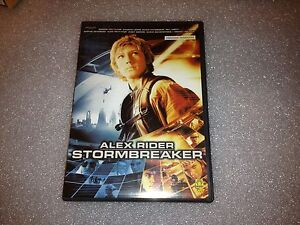 Alex Rider. Stormbreaker (2006) DVD - EX NOLEGGIO - TORINO, TO, Italia - Alex Rider. Stormbreaker (2006) DVD - EX NOLEGGIO - TORINO, TO, Italia