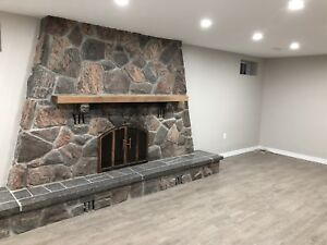 brand New basement Apartment for rent in Pickering . private