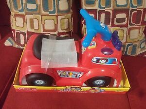 Brand new little people fire truck ride on with sounds for $35. Windsor Region Ontario image 1