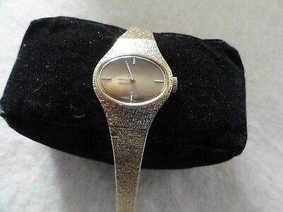 Vintage Seiko Mechanical Wind Up Ladies Watch