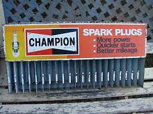 OLD CHAMPION SPARK PLUG CONTAINER Sale Wellington Area Preview