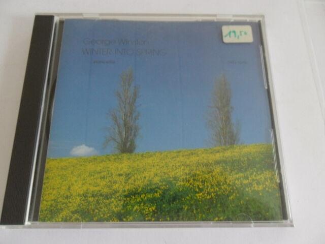 George Winston - Winter Into Spring - CD (Japan Pressung)
