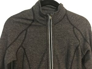 Lululemon Half Zip Running Sweater