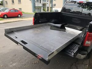 Slide bed 5,5pied pour camion