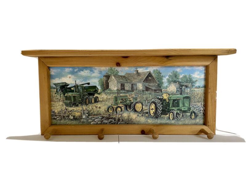 John Deere Tractor, Hat or Coat Rack