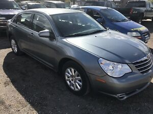 2010 CHRYSLER SEBRING TOURING - FORMER POLICE DETECTIVE VEHICLE