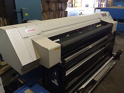 Mimaki Tx3-1600 Textilejet Direct Textile Printer