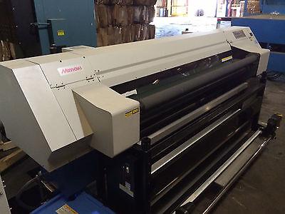 Mimaki Tx3-1600 Textilejet Direct Textile Printer
