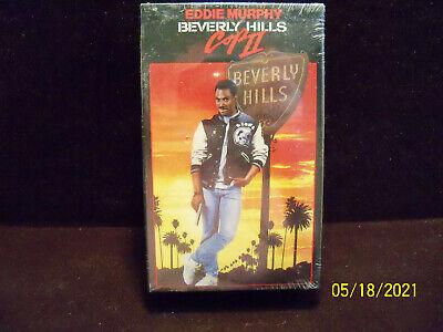 Betamax Eddie Murphy in Beverly Hills Cop II Beta Video Tape NOT VHS Sealed