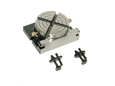 NEUHEIT  80mm Mini Direkt Teilapparat Rundtisch Superflach (RBWRT 80)