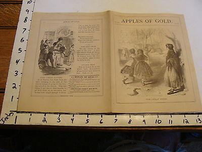 Антикварные и коллекционные Original 1879 APPLES