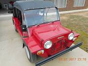 1970 Leyland Moke Ute Culcairn Greater Hume Area Preview