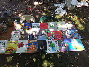 Text books for teaching degree The Narrows Darwin City Preview