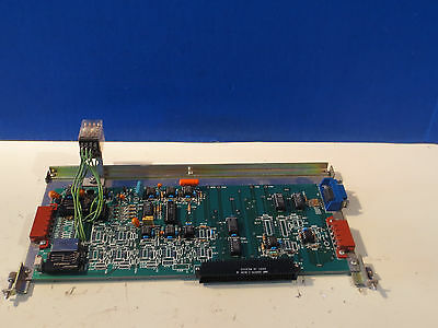 Elox Colt Industries Analog Drive Board 13370-7 Rev.c