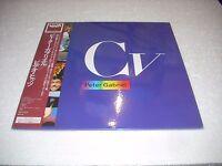 Peter Gabriel / Cv Japan Laserdisc -  - ebay.it