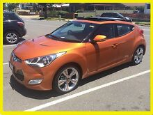 Private Sale: 2014 HYUNDAI VELOSTER FS3+ 6 Speed Manual Redcliffe Redcliffe Area Preview