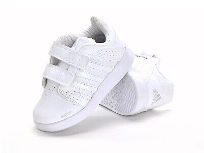 Adidas BTS Class 4 CF I -D67538 -Infant Trainers Ideal for Play or Nursery -New