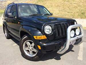 2005 JEEP CHEROKEE...AUTOMATIC Springwood Logan Area Preview