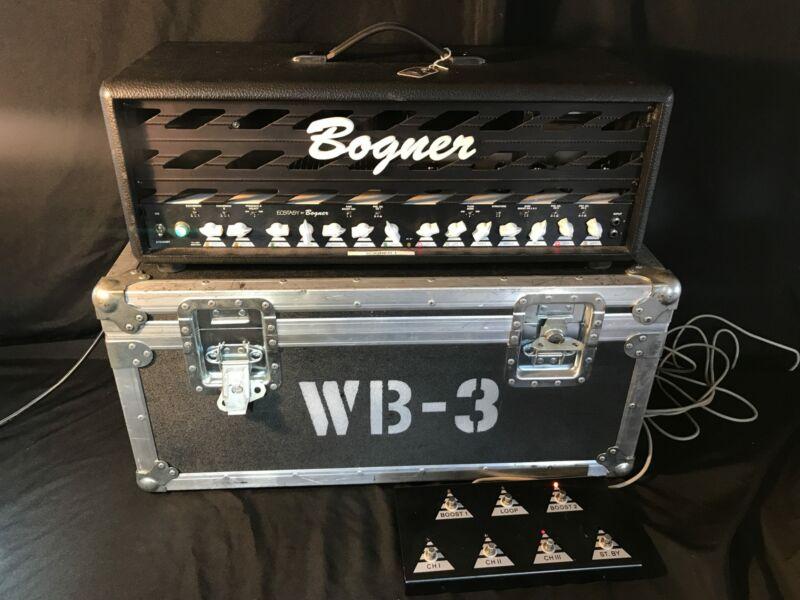Walter Becker Steely Dan owned 1994 Bogner 101B XTC Ecstasy Guitar Amplifier ...