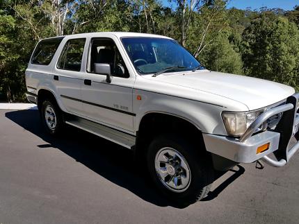 1991 Toyota 4Runner SR5 Limited Edition