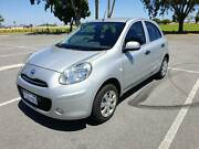 2012 Nissan Micra Hatchback Huntingdale Gosnells Area Preview