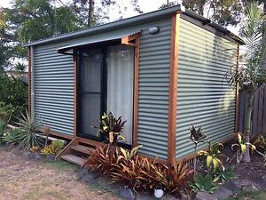 Home office, site office, studio, donga Point Vernon Fraser Coast Preview
