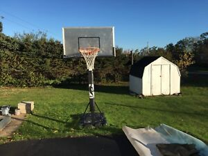 Sturdy Basket net in excellent shape