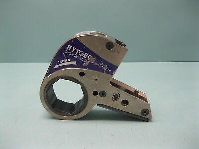 Hytorc Stealth-8 7 Hydraulic Torque Wrench 3-18 Link Used C18 2376