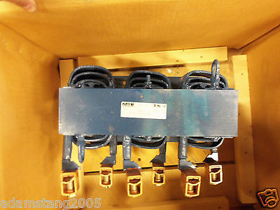 New Mte Rl Rl32002 320 Amp 0.075 Mh 3 Ph Phase 600v Line Reactor Transformer