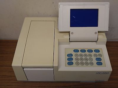 Shimadzu Uv-1201 Spectrophotometer