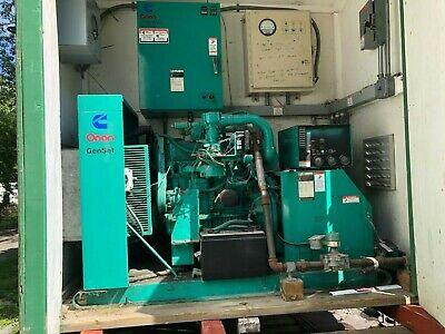 Cummins Onan 20kw Es Genset Standby Generator 1ph3ph Natural Gas Propane Ford